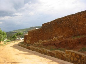 Harar city wall